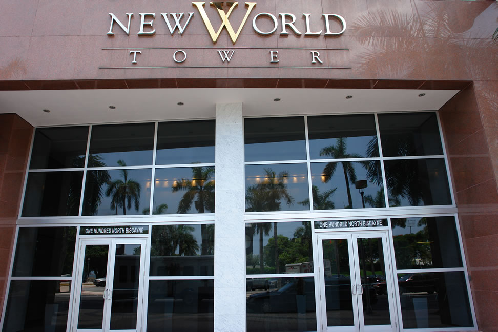 New World Tower Miami
