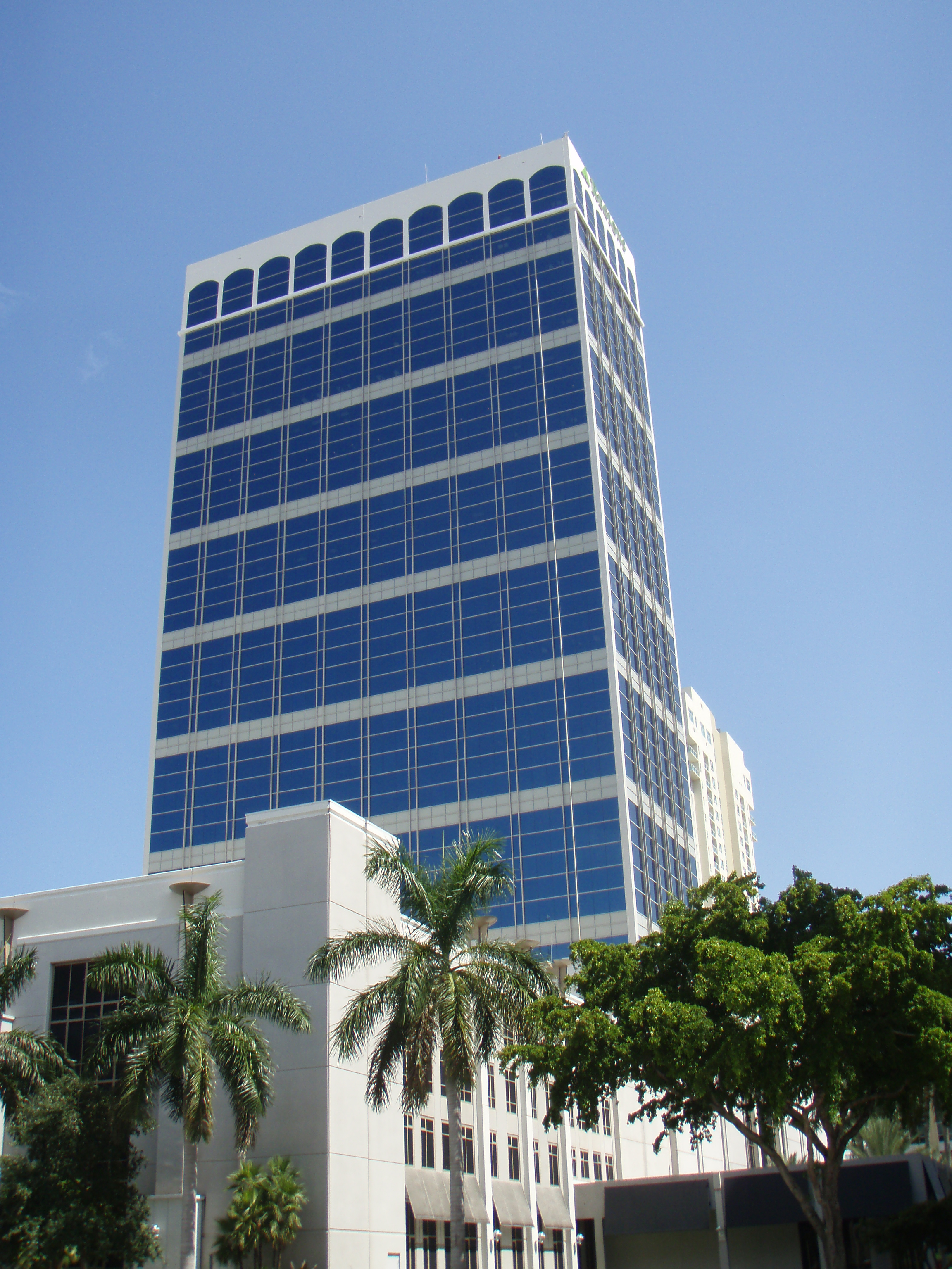 The Regions Bank Building Fort Lauderdale